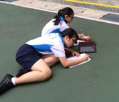 Learning can be anywhere, anytime!.jpg